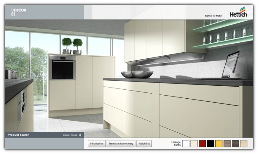Configurator - Wellington Designer Kitchens